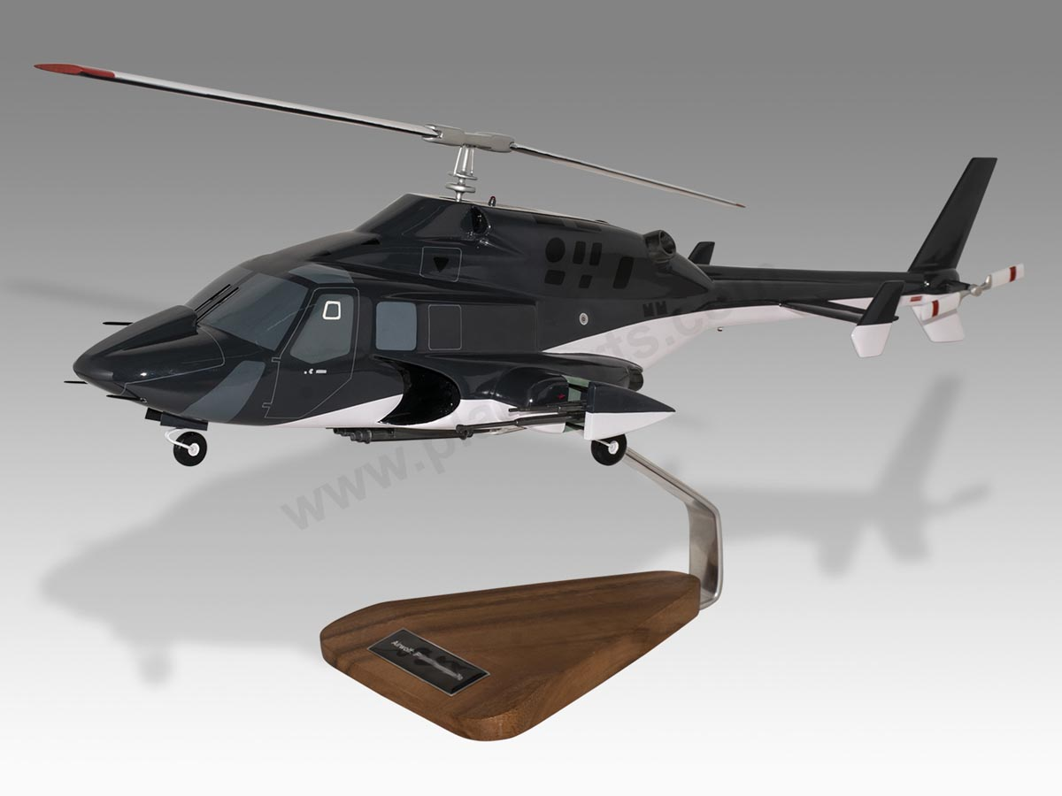 Airwolf-Bell-222-222A-Helicopter-Model-P